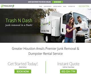 Commercial Trash Cleanup Houston