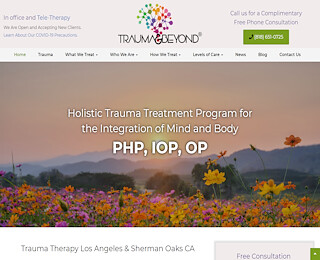 Outpatient Trauma Therapy Los Angeles