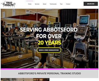 Private Gym Abbotsford