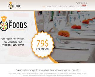 Kosher Catering In Toronto