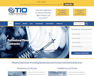 Electrical Contractor Tucson