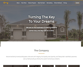 Turn Key Custom Home Builders