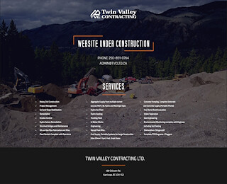 Kamloops Civil Contractors