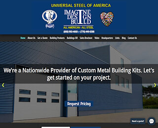 Auto Repair Steel Buildings