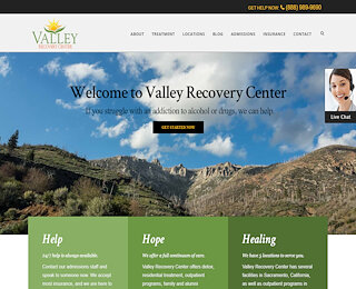 Drug Rehab Centers In California