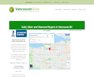 Vancouver Gold And Bullion Exchange