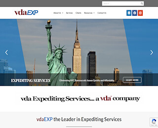 Expediting Services NYC
