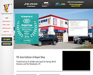 Collision Repair Houston