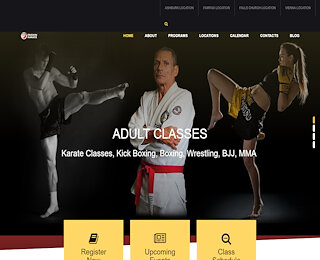 Karate Summer Camp Ashburn