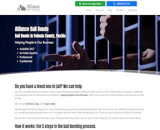 Bail Bondsman in Florida