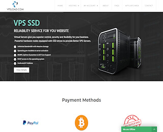 VPS Servers And Dedicated Servers In Europe And SUA