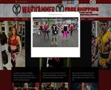 War Hammer Athletic Apparel