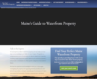 Waterfront Homes For Sale In Maine
