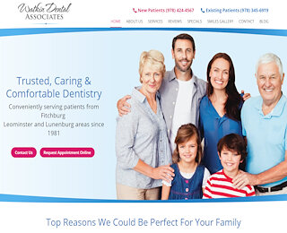 Family Dentist Fitchburg MA