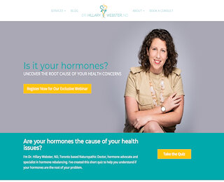 Toronto Naturopaths That Specialize In Hormones