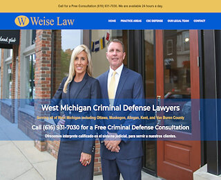 West Michigan Domestic Violence Lawyer