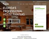 Vero Beach Kitchen Cabinet Painters
