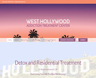 Residential Addiction Treatment West Hollywood