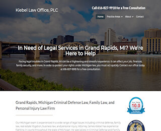 Grand Rapids Criminal Defense Attorney