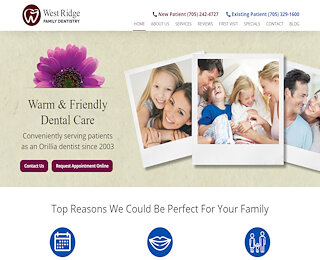 Family Dentist Orillia