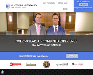 Car Accident Lawyer Louisville Ky – Winton & Hiestand Law Group, PLLC