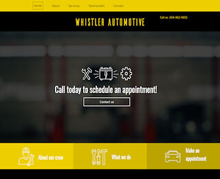 whistlerautomotive.com