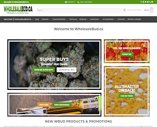 Wholesale Concentrates Canada