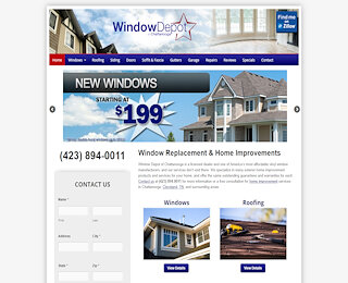 Energy Efficient Windows Chattanooga TN
