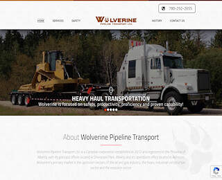 Wolverine Pipeline Transport