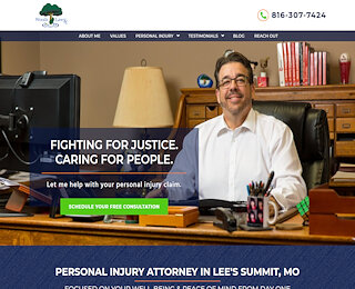 Personal Injury Lawyer Kansas City Mo