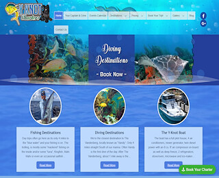 Scuba Diving Charters Key West