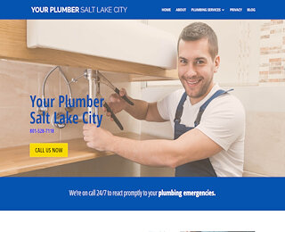 Plumber Salt Lake City