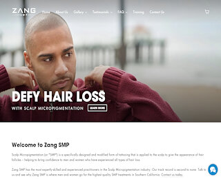 Scalp Pigmentation Los Angeles