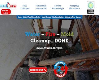 Fire Damage Cleanup Atlanta