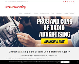Marketing Agency Joplin MO